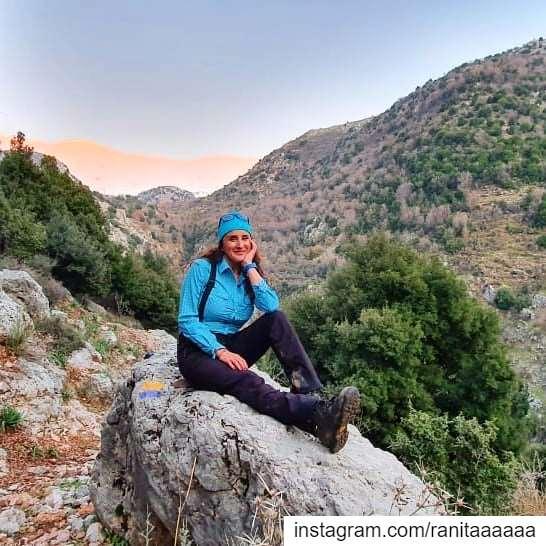 انا، بسكنتا وجبل صنين🇱🇧 (Baskinta, Lebanon)