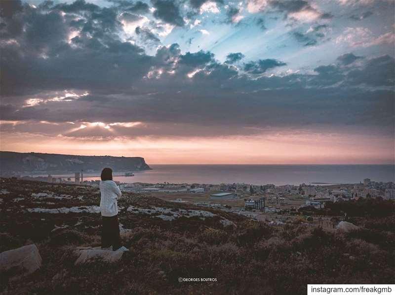 Dreamer✨-- dji drone chekka sunset landscape beautifuldestinations... (Chekka)