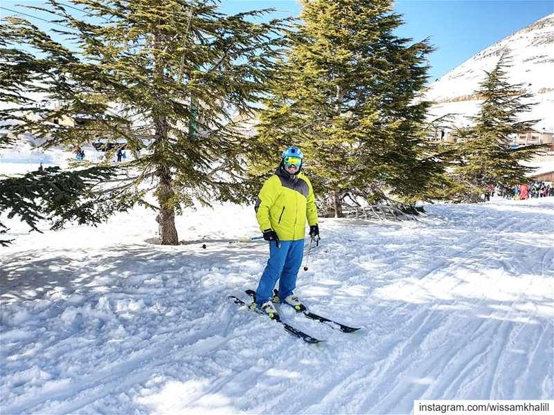 ⛷️ lebanon lebanonlovers mzaar mzaarlovers faraya ... (Mzaar)