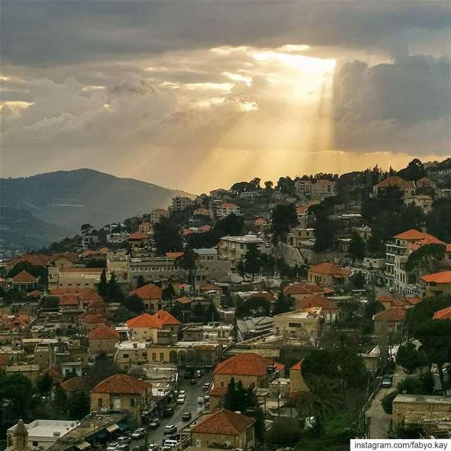 __________________________________ sunset lebanon deirelqamar ... (Deïr El Qamar, Mont-Liban, Lebanon)