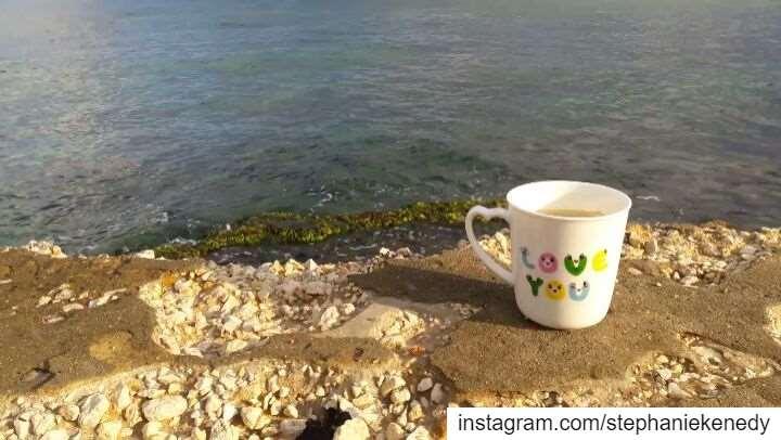 Away from corona 😎__________________________________ picoftheday ... (Anfeh, Lebanon)