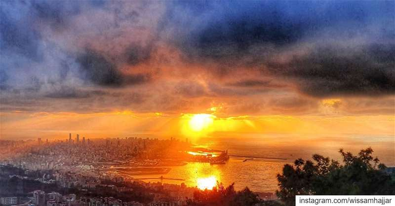 Hope....  hope nature instapic lebanon livelovelebanon beirut sunset...