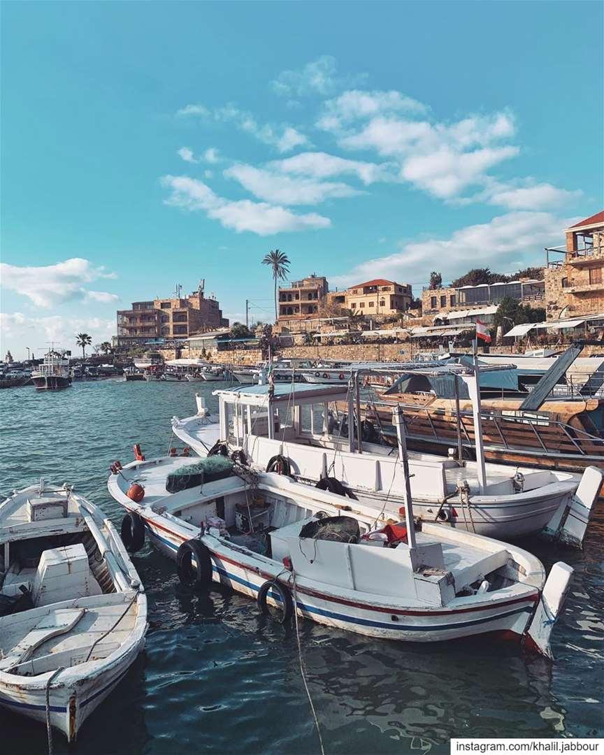 *byblos• ••••• boats port tb salutliban hellolebanon ... (Byblos - Jbeil)