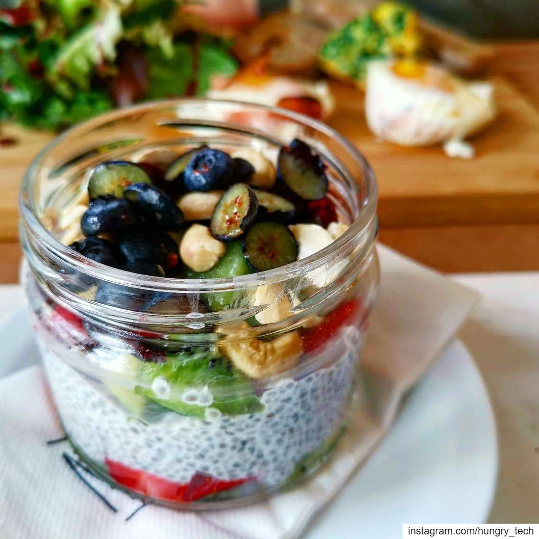 Healthy vibes ON 😋 ............................ (Beirut, Lebanon)