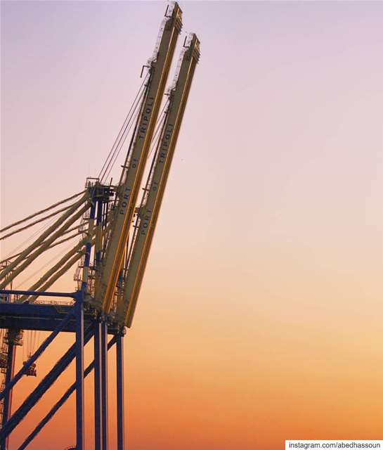 Port of Tripoli 🌅............................ (Port of Tripoli)