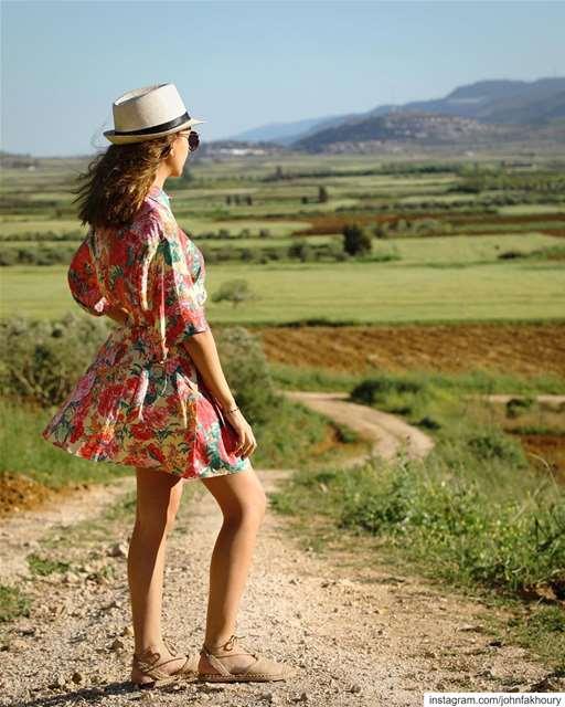 Beautiful destinations got no... (Marjayoûn, Al Janub, Lebanon)