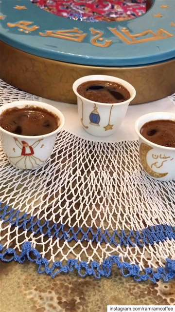 .... .. .☕️🌙☕️🌙🌙☕️🌙🌙☕️... ramramcoffee turkishcoffee ...