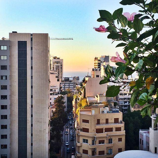 Beirut ya Beirut... I love you hate you 🤔Good morning ☀️☕️🇱🇧! (Achrafieh, Beirut)