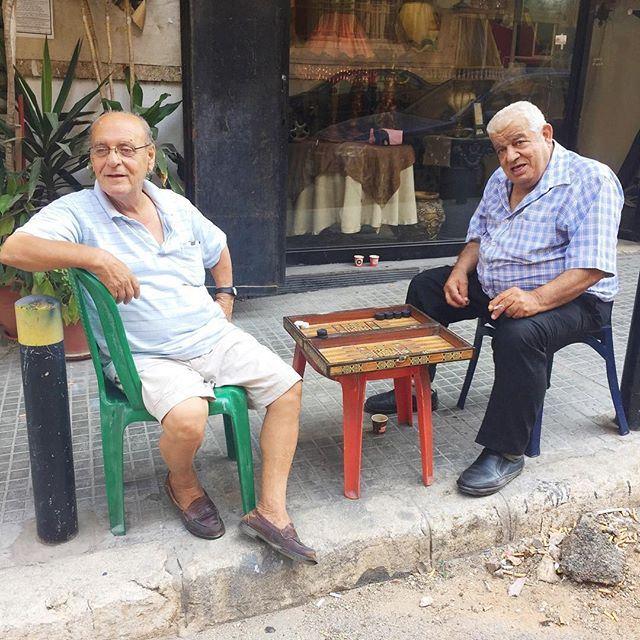 """A friend to kill time is a friend sublime."" 😊 Good morning Beirut! ☀️☕️🇱🇧 harukimurakami friendship (Zkak El Blat)"