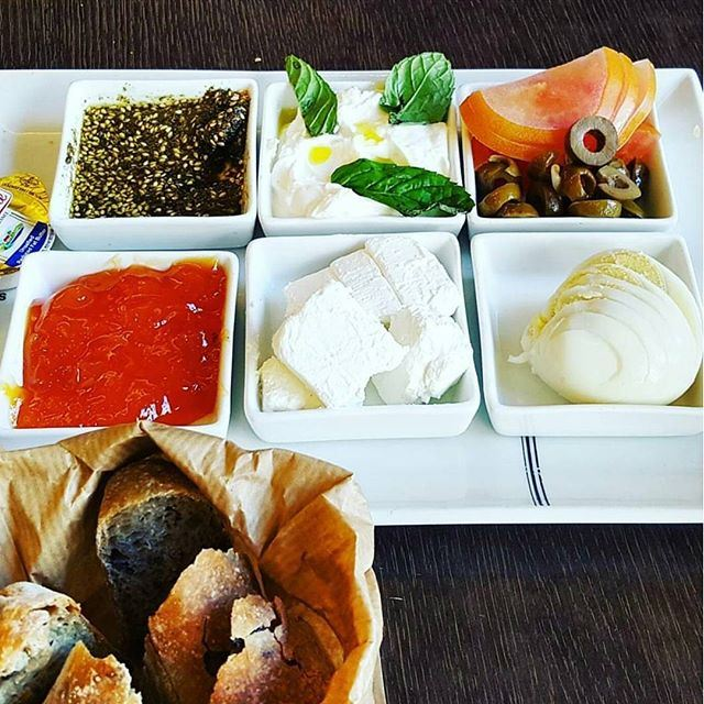 Simple & Classy Breakfast (Lina's)
