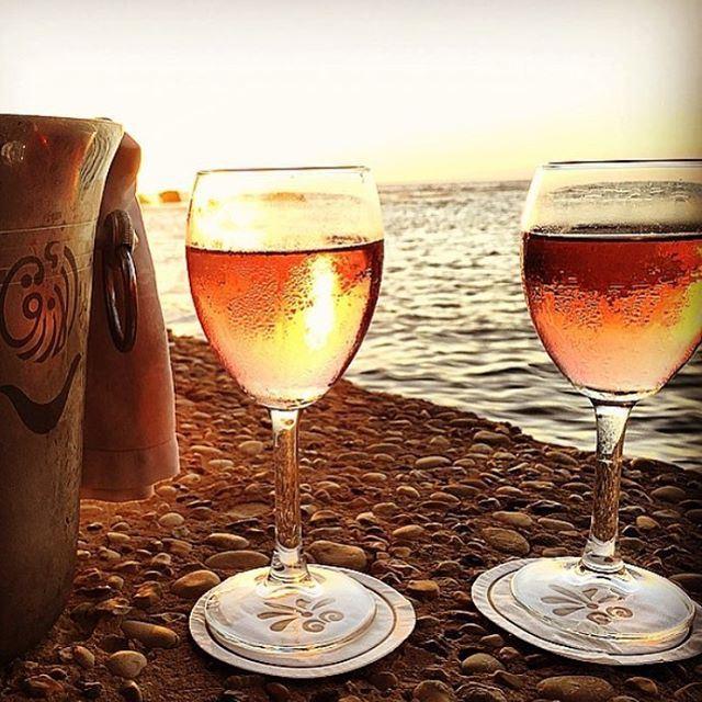 Do you went to live the sunset!!! (Al Azrak - Byblos Sur Mer)