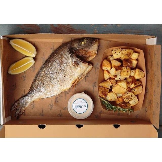 The fast fish, not the big fish, eats the small fish @lemeroufishmarket or choose for the menu @lemeroumenugram and live the experience 📍Free delivery: 78/977783 (Le Merou Fish Market)