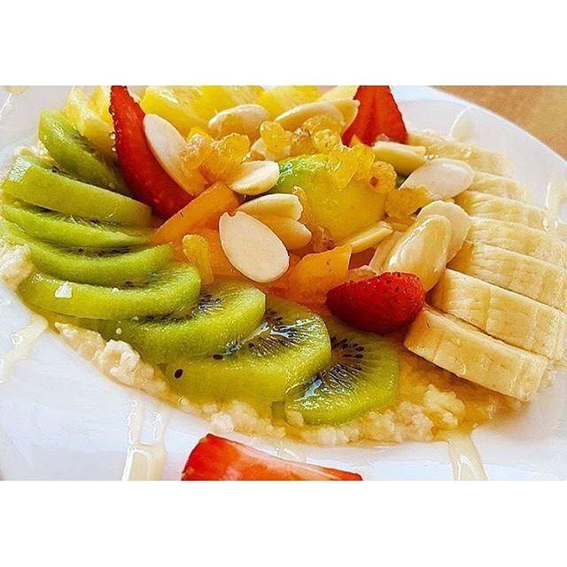 Nothing can beat Ashta with Fresh fruit now!!! (Jessy Juice)