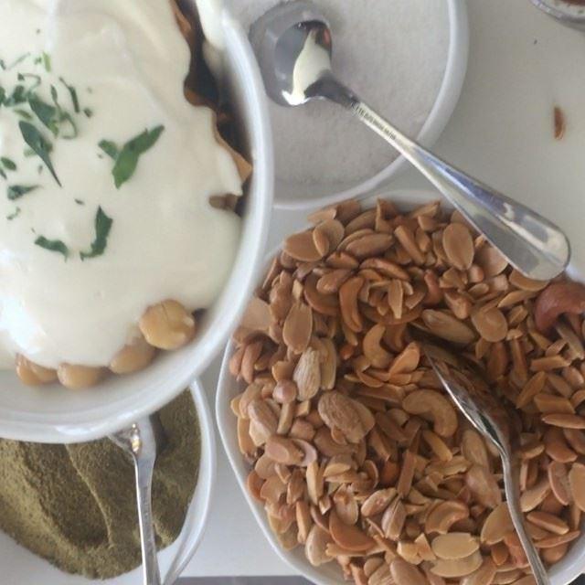 Breakfast, Lunch & Dinner i can eat Fatteh (El-Mina, Tripoli)
