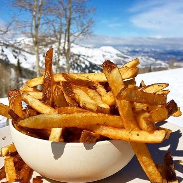 """Still the best Plate on the table or in different way the King of Table """" French Fries"""" (Mechen-jbeil)"""