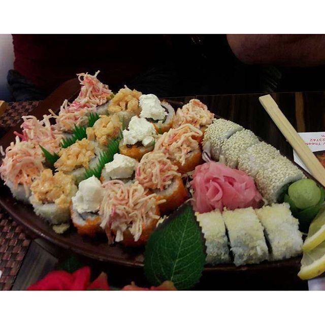 My life simple and fresh like Sushi (Sushiko)