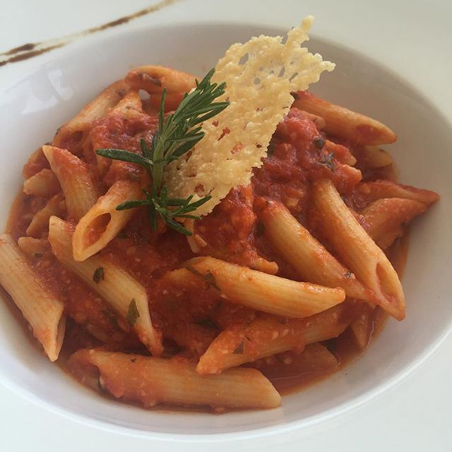 Nothing to mention .... I love pasta (Miramar Hotel Resort and Spa)