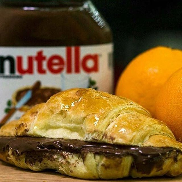 If someone tells you that you put too much Nutella on your Croissant, stop talking to them.