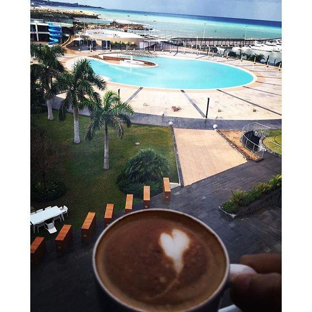 Good Morning Lebanon!!! (Miramar Hotel Resort and Spa)