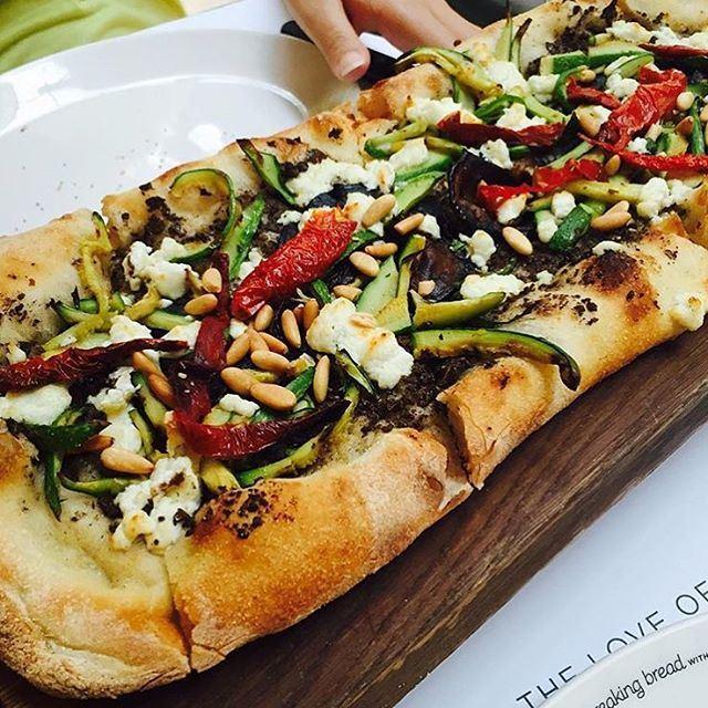 I wish there was a tree like pizza, (Bartartine)