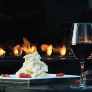 Friendship is agreeing that wine and cheese is always an acceptable dinner. (Miramar Hotel Resort and Spa)