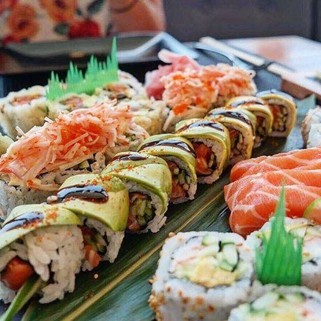There is no Love sincerer than the love of Food (Shogun Beirut)