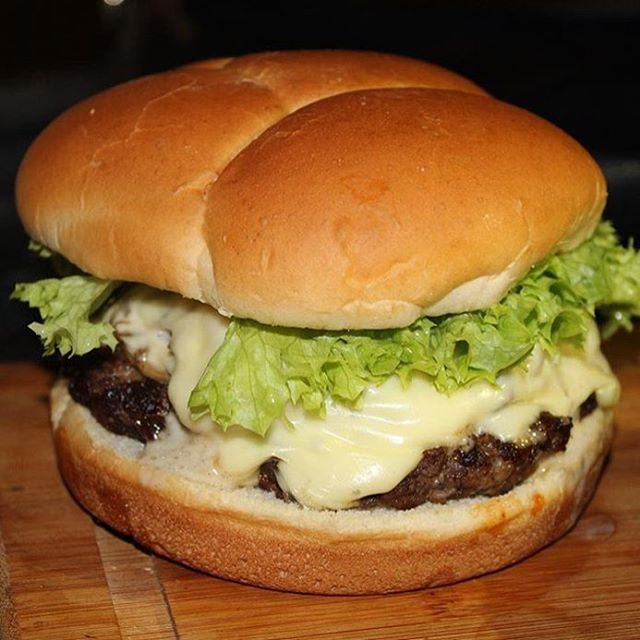 The best cure for traffic is Burger and hey who doesn't love a cheese burger!!!