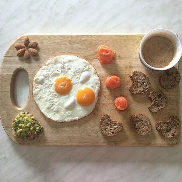 When you take world's simplest ingredients and make them the tastiest food on earth... (Good Morning Friends..!!!)