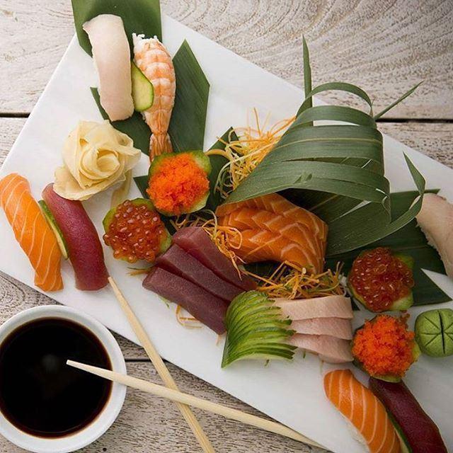 Craving Sushi!!!! (Duo Abc Dbayeh)