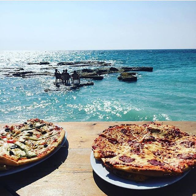 Just because Summer is wrapping doesn't mean we can't eat like it's endless summer.... (Danys Beach Bar)