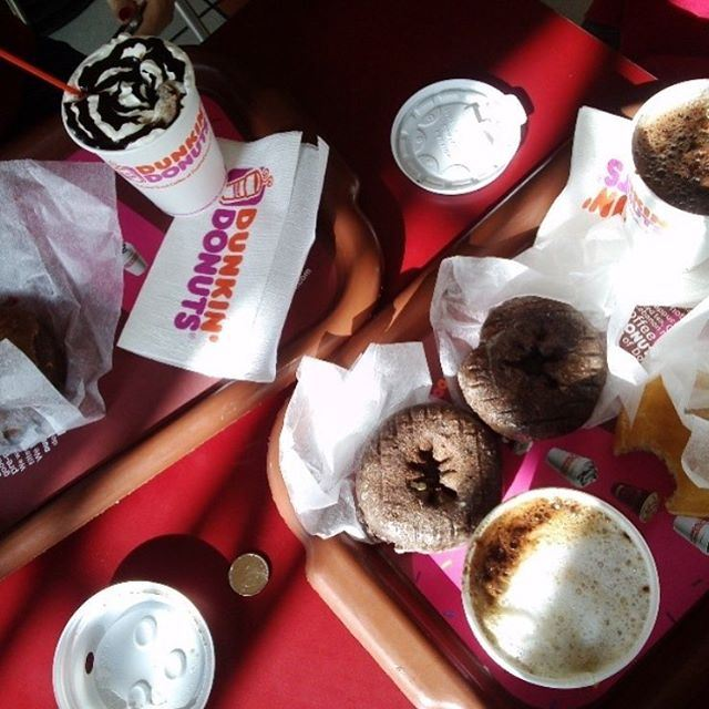 Good Morning ... (Dunkin Donuts Zalka)