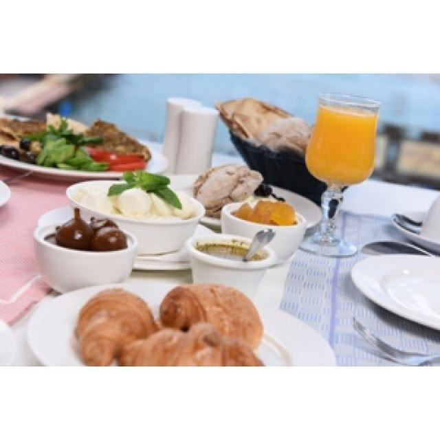 Nothing beats waking up late on a summer Monday and having a proper Breakfast.... (Byblos Sur Mer)