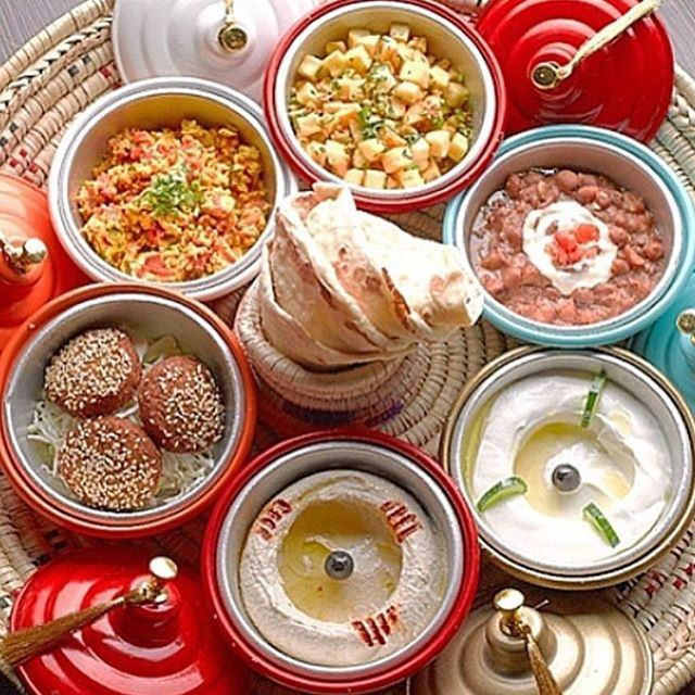 The lebanese breakfast served all around the world because we are the best!! Be proud you are from Lebanon...