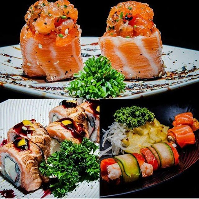 We're all in on satisfying your wildest sushi craving!!! Delicious sushi !!!