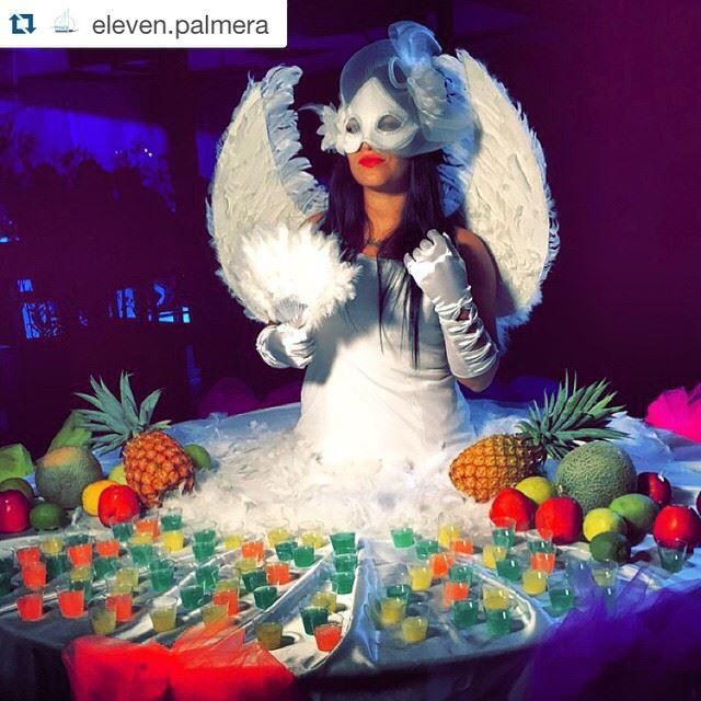 Live the experience of the @eleven.palmera (Eleven Palmera)