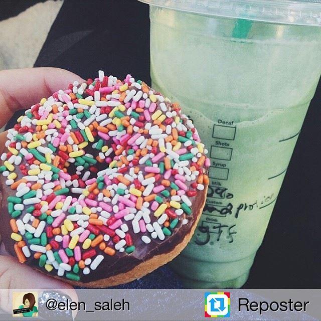Morning breakfast in my way (Starbucks)
