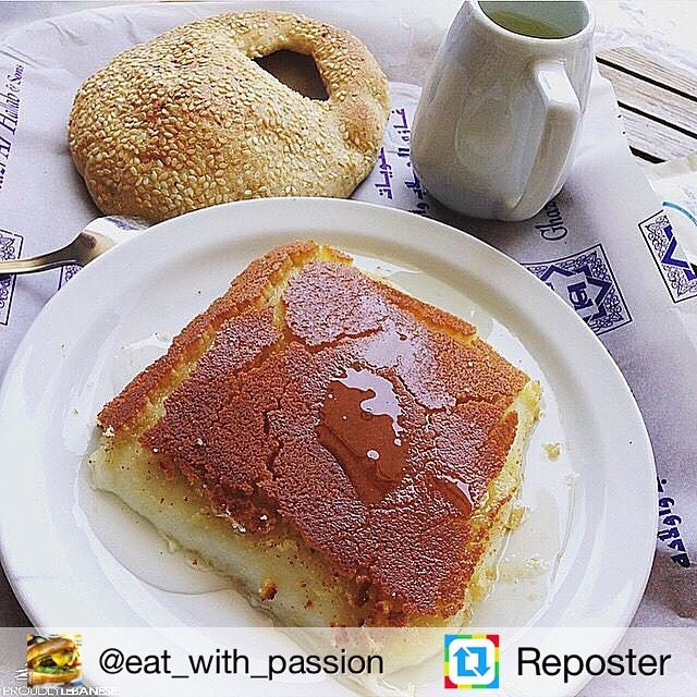 Repost from @eat_with_passion by Reposter @307apps (Al Halabi Restaurant)