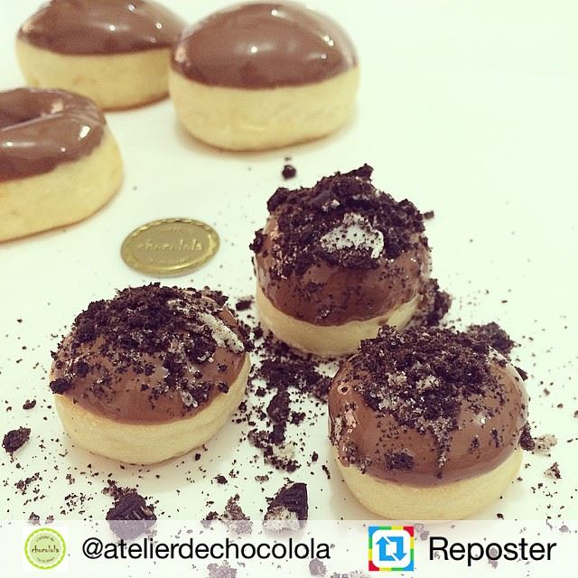 Repost from @atelierdechocolola by Reposter @307apps