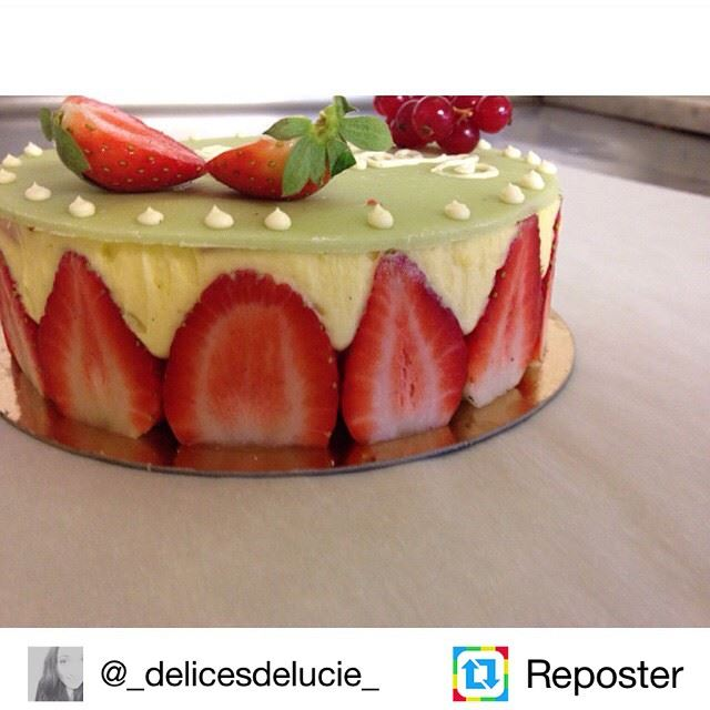 Repost from @_delicesdelucie_ by Reposter @307apps