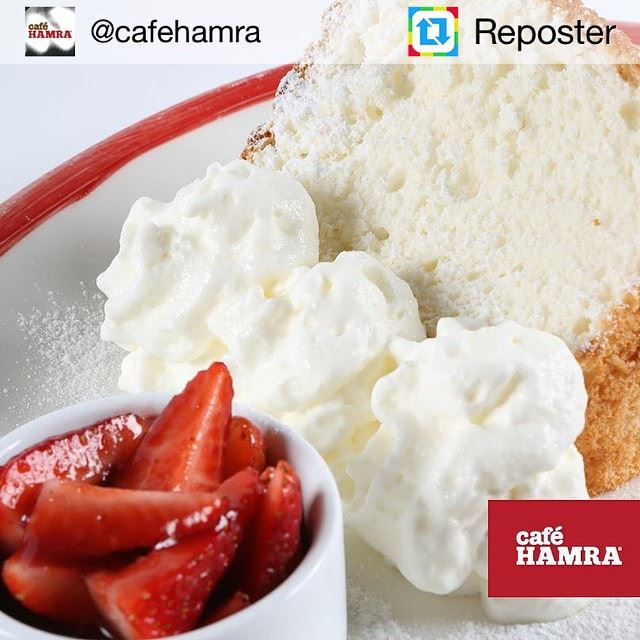 Repost from @cafehamra by Reposter @307apps