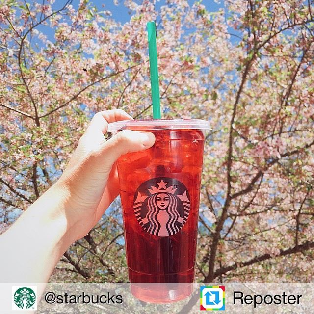 Repost from @starbucks by Reposter @307apps