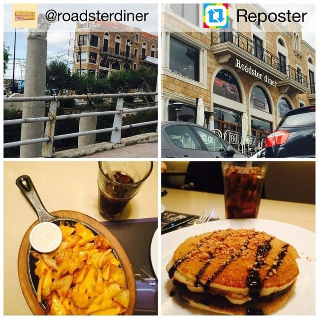 Repost from @roadsterdiner by Reposter @307apps