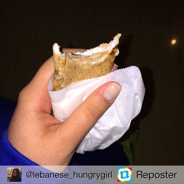 Repost from @lebanese_hungrygirl by Reposter @307apps