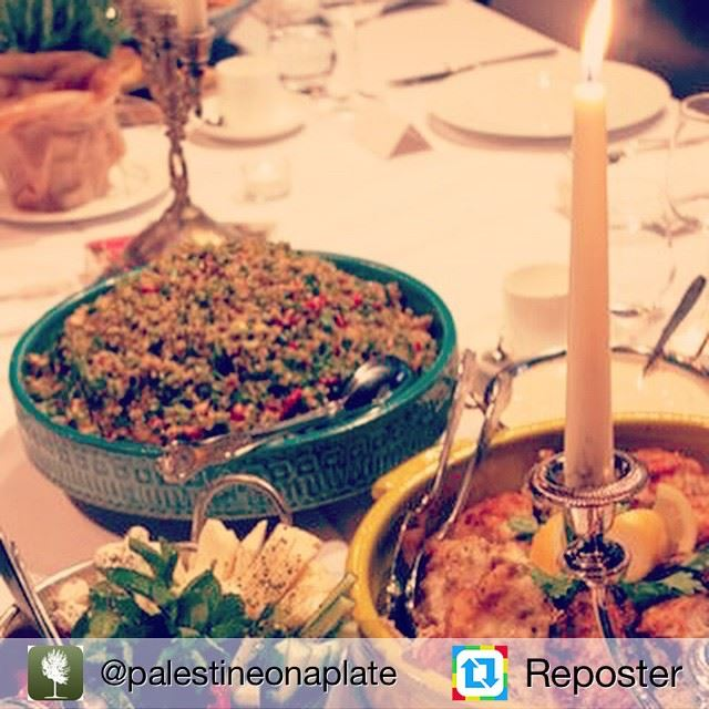 Repost from @palestineonaplate by Reposter @307apps