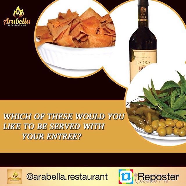 Repost from @arabella.restaurant by Reposter @307apps