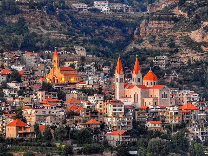 💒 (Bcharré, Liban-Nord, Lebanon)