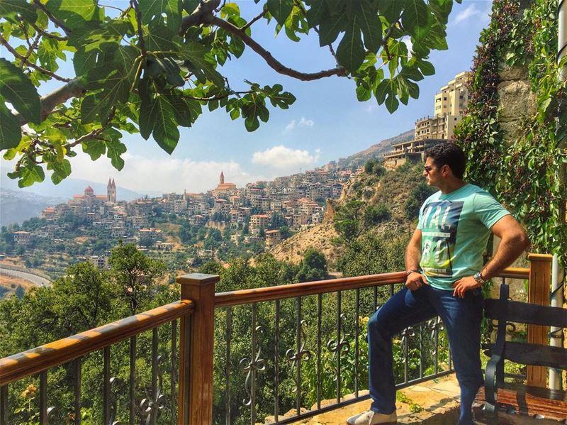 Bcharreh, Liban-Nord