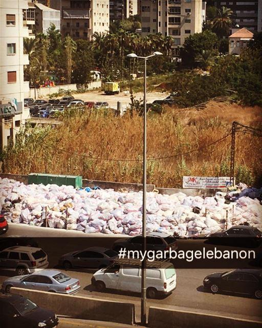 #mygarbagelebanon #mylebanon #pollution (Beirut, Lebanon)