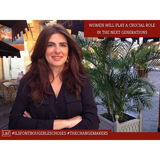 Rima Husseini, 43, créatrice de/ founder of Blessing & Blessing Foundation (Beirut, Lebanon)