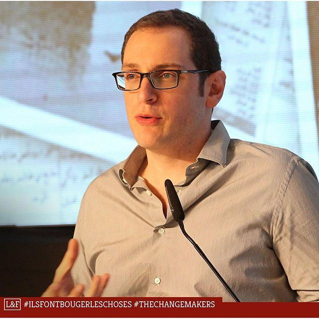 Omar Christidis, 33, Fondateur de/Founder of Arabnet (Beirut, Lebanon)